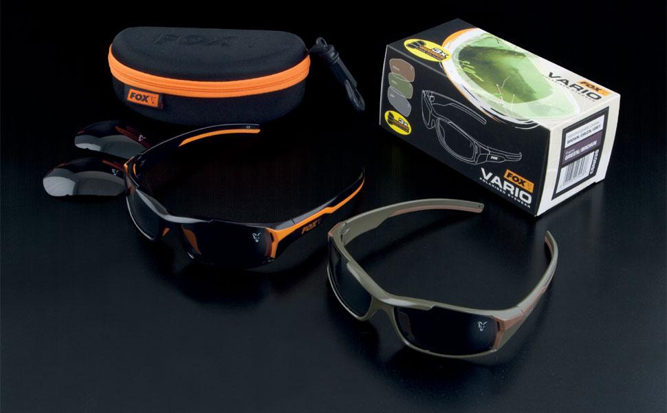Fox Okuliare Vario Sunglasses - Rybárske potreby RYBA cf93579245f