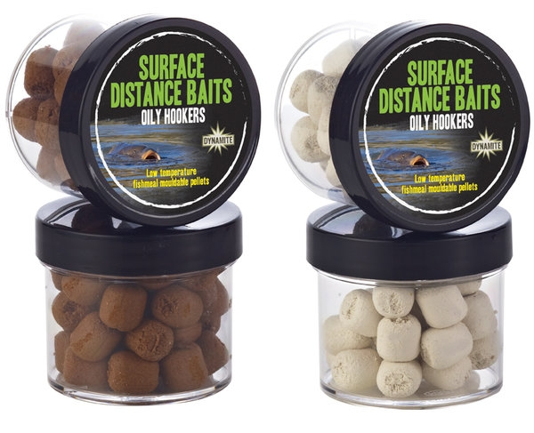 Surface distance baits