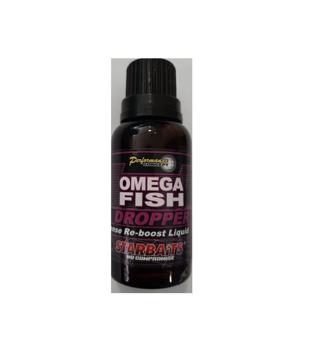 Dropper Omega Fish 30ml