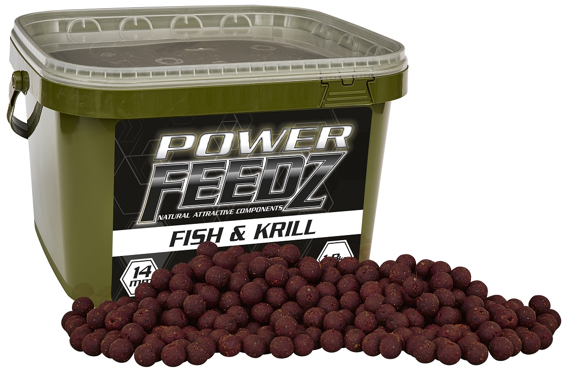 Boilies Feedz Power 1,8kg