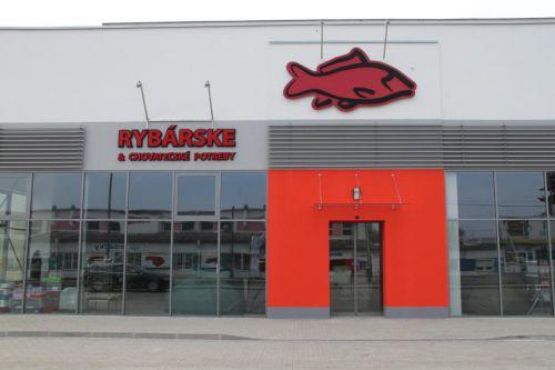 Nenechajte si ujsť návštevu v Rybárskych a chovateľských potrebách Ryba na  Trstínskej ulici č.9 v Trnave! 1a5a174bf01