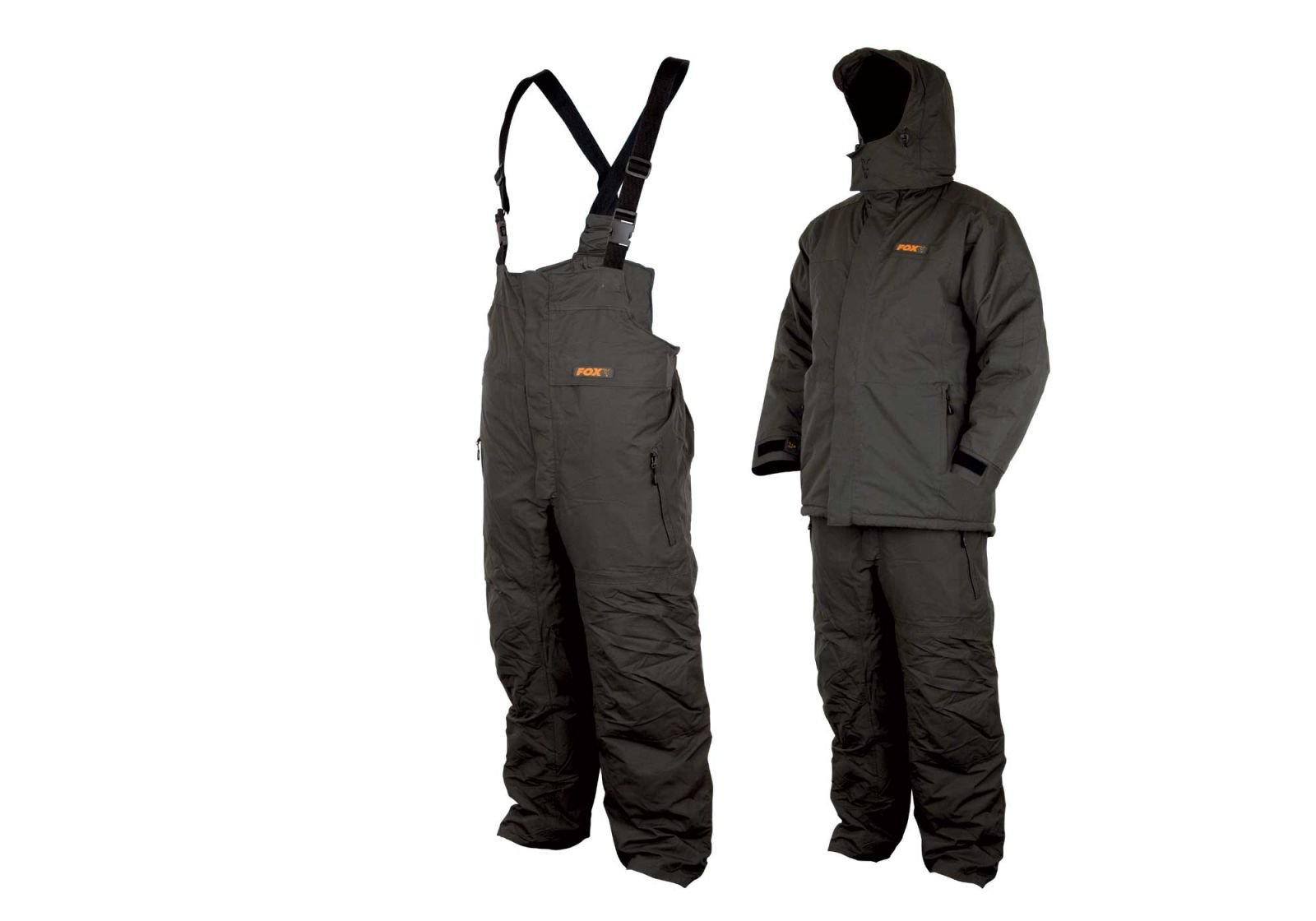 Carp winter suit