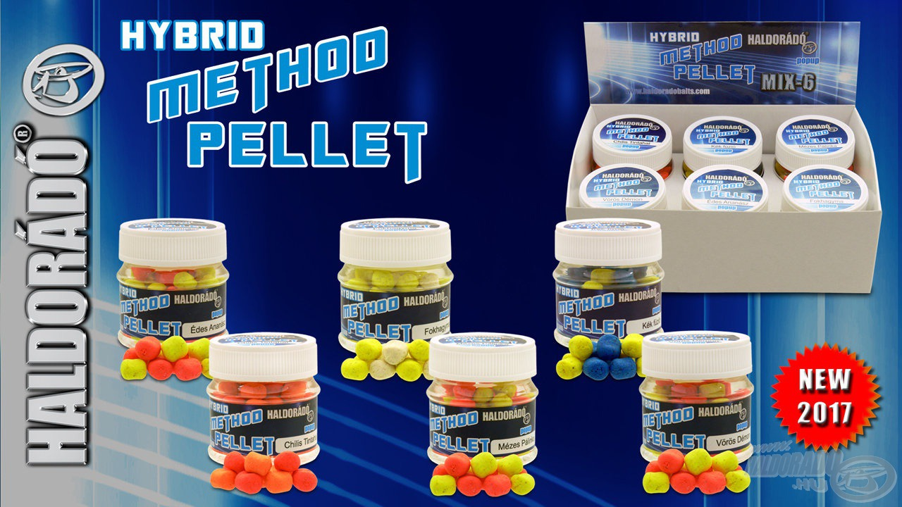 Pelety Hybrid Method Pellet