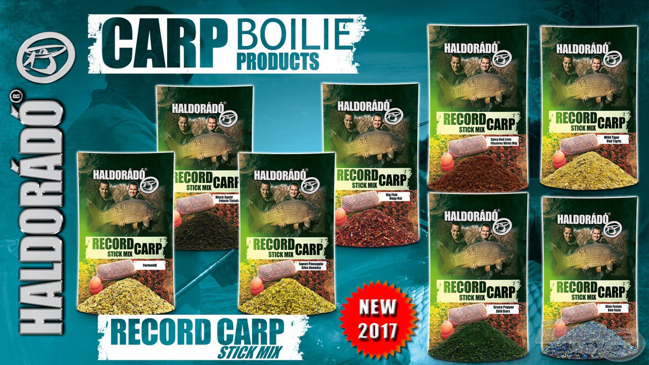 Record Carp Stick Mix