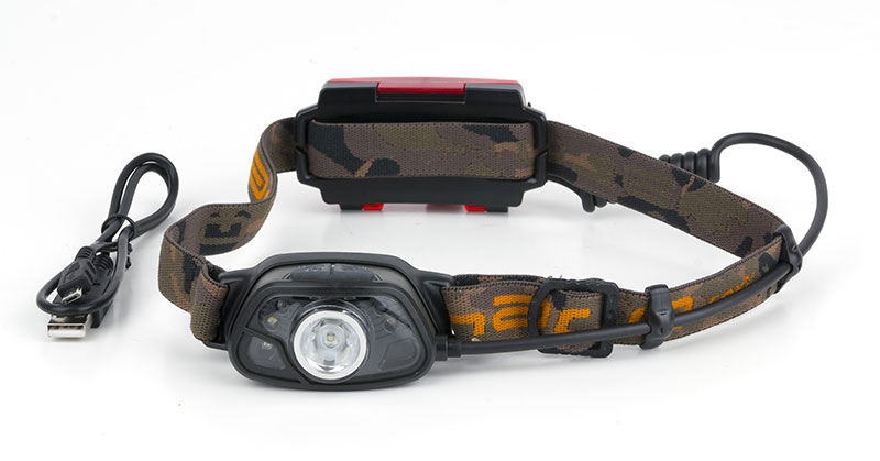 Čelovka Halo MS300C Headtorch