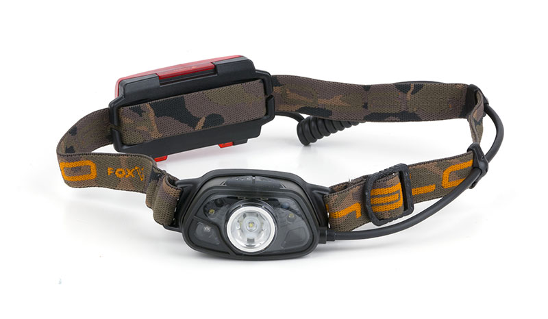 Čelovka Halo MS250 Headtorch