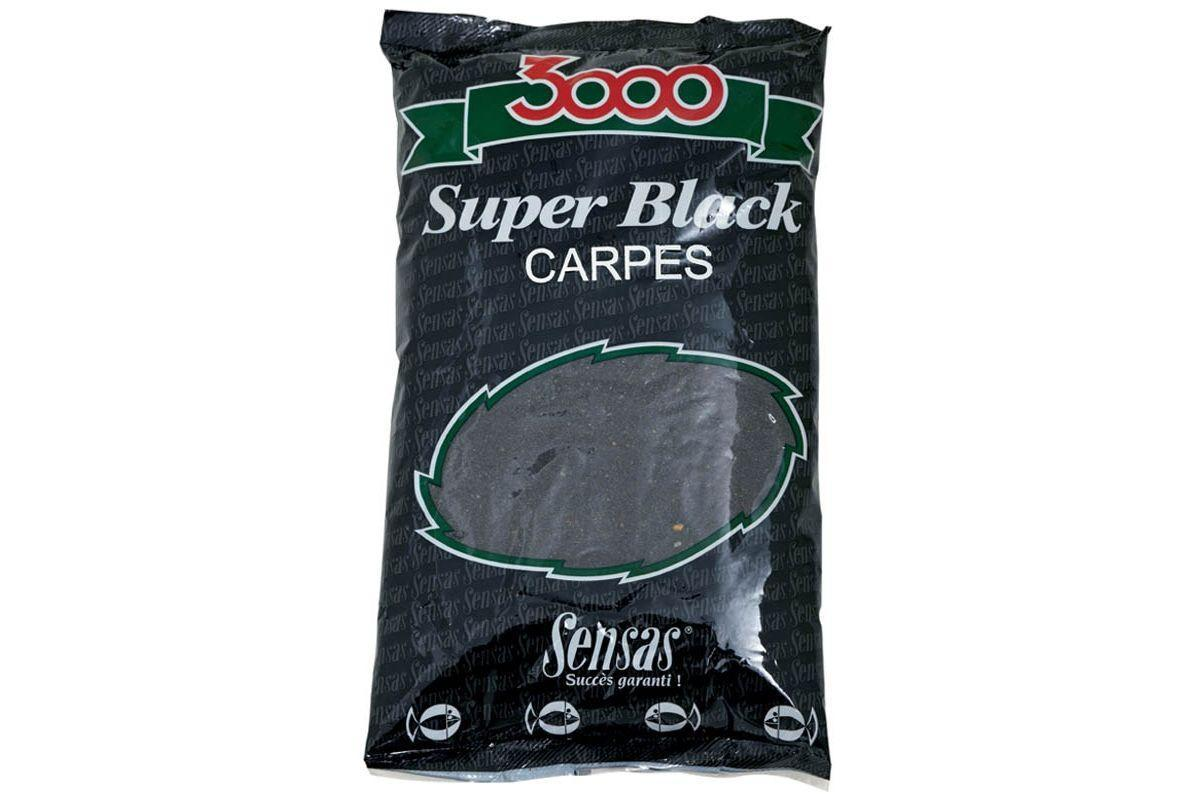 Krmivo 3000 Super Black Carpes