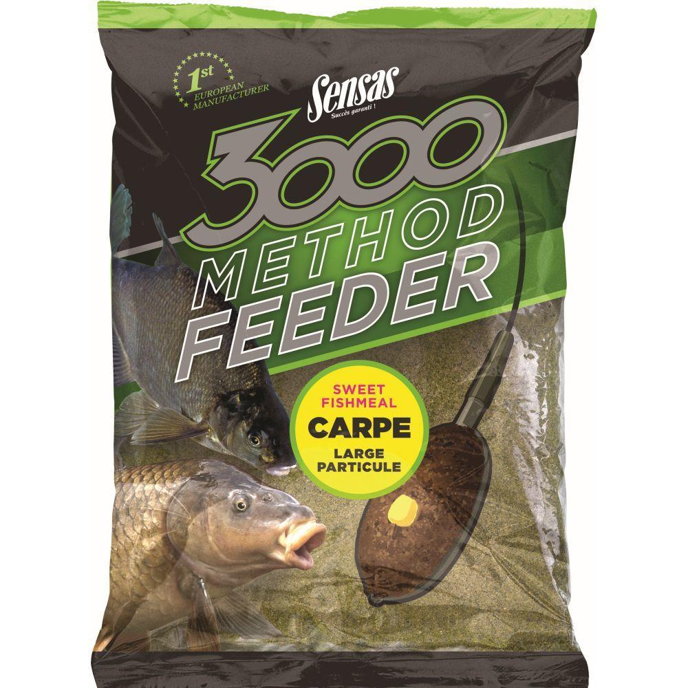 Krmivo 3000 Method Feeder Carpe 1kg