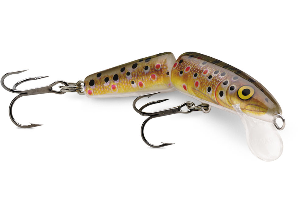 Wobler Jointed Floating 9cm