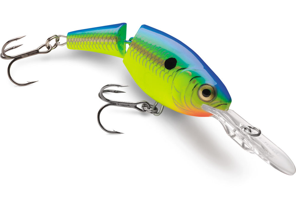 Wobler Jointed Shad Rap 7cm
