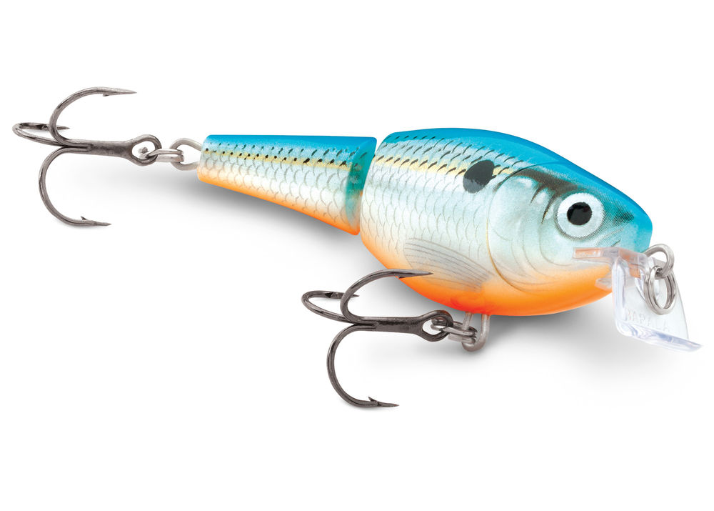Wobler Jointed Shallow Shad Rap