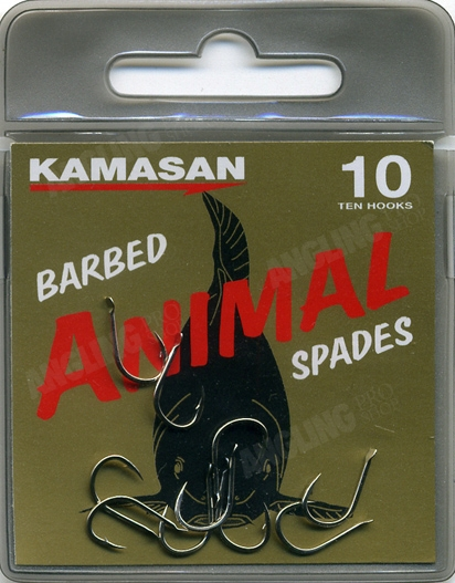 Animal Barbed Spades
