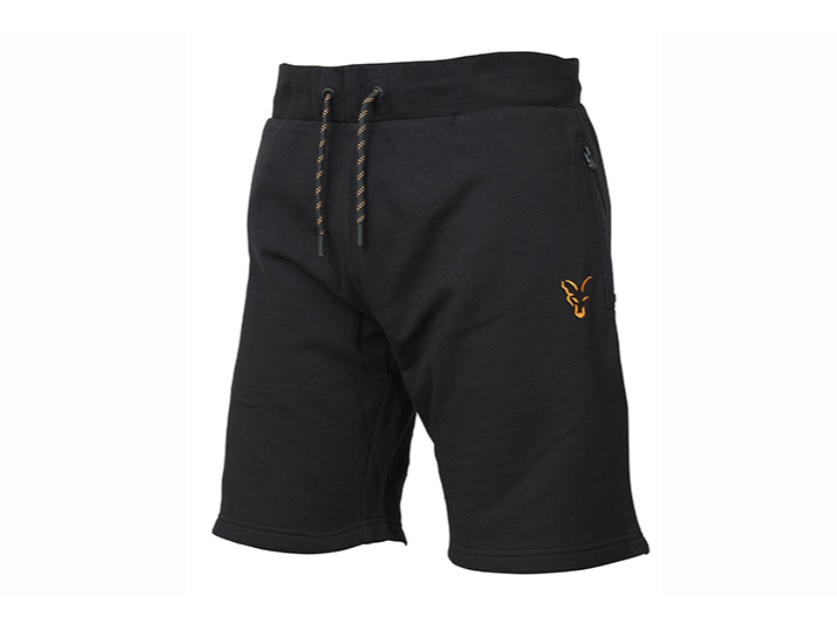 Kraťasy Coll Black Orange LW Short