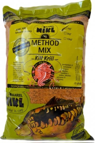 Method mix Kill Krill