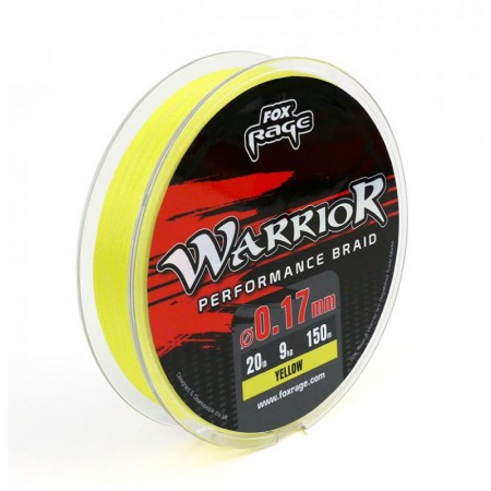 Šnúra Warrior Performance Braid