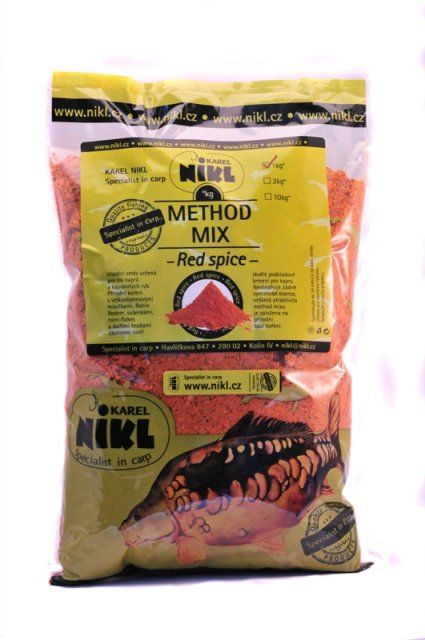 Method Mix Red Spice 1kg