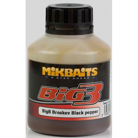 Booster Big B (broskyňa/black pepper) 250ml