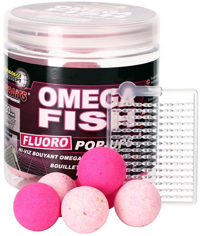 Omega Fish Fluo Pop Up