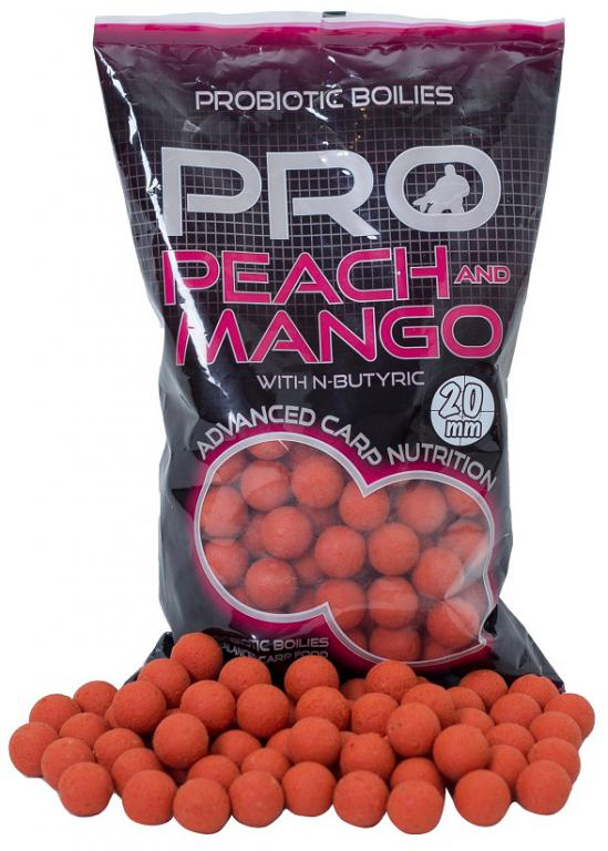 Boilies Probiotic Peach Mango with N-Butyric