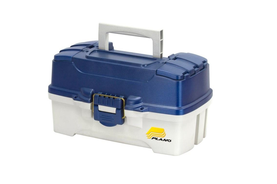 Kufrík Two-Tray Tackle Box