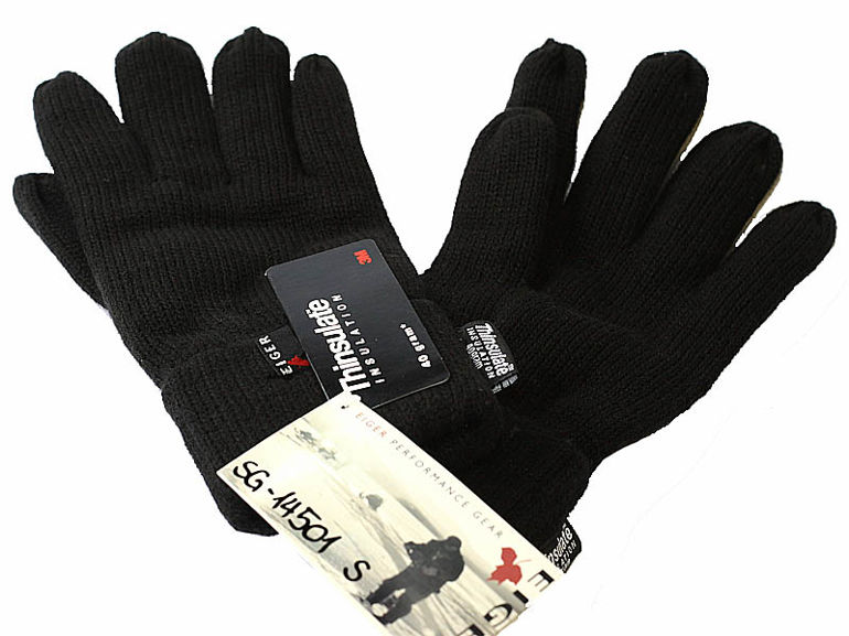 Rukavice Eiger Knitted Gloves