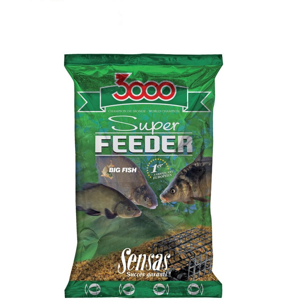 Krmivo 3000 Super Feeder Big Fish