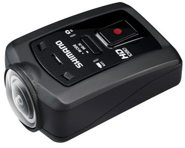 Sport Camera Shimano CM-1000 + 16 GB SD karta