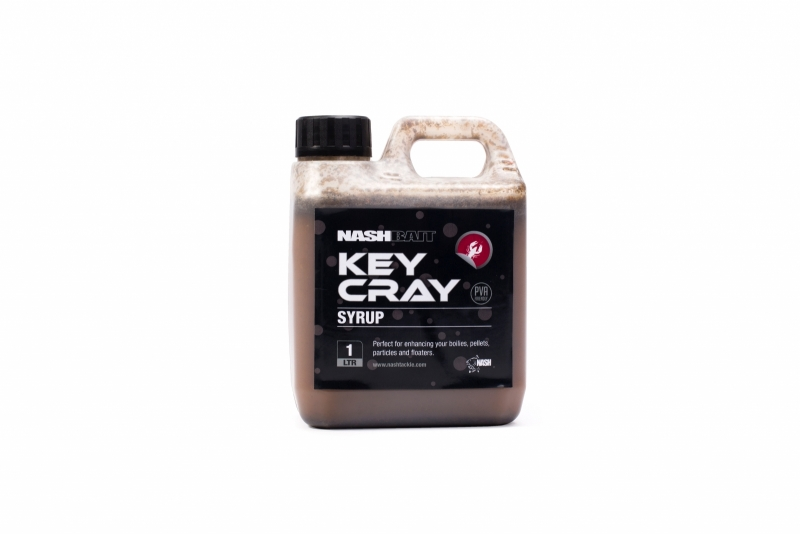 Liquid Key Cray Syrup 1l