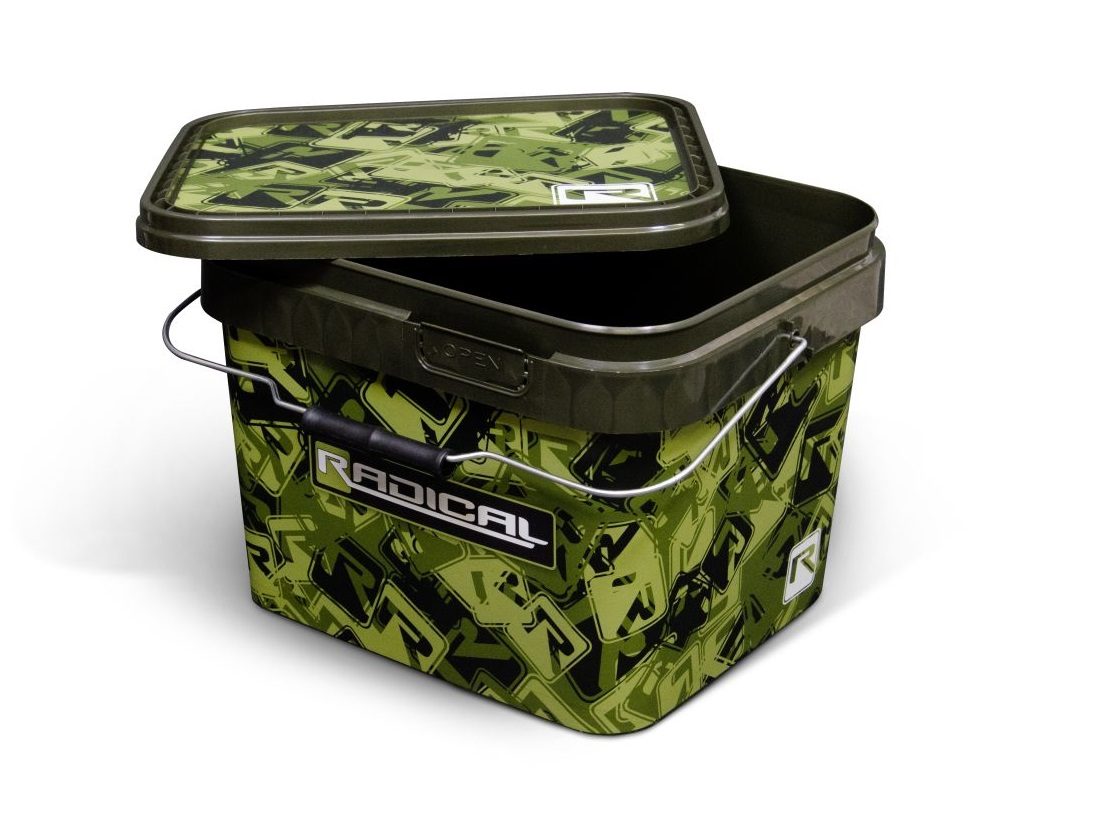 Vedro Camou Bucket 10l