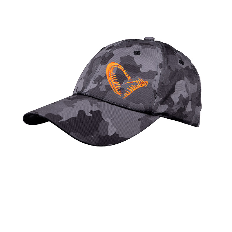 Šiltovka Black Savage Cap